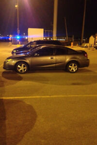 Saturn ION 3 UP LEVEL QUAD COUPE