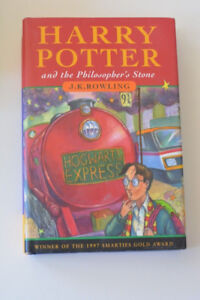 Harry Potter Books 1-6 JK Rowling Hardcover CDN Ed