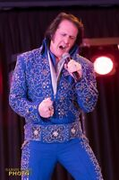 ELVIS TRIBUTE ARTIST! COUNTRY SINGER, SQUARE DANCE CALLER