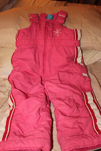 Falls Creek 3T girl's snowsuit