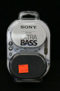 Sony Extra Bass Wireless Speaker SRS-XB01 (#19183)