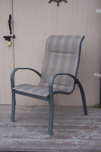 Stack-able Patio Chairs