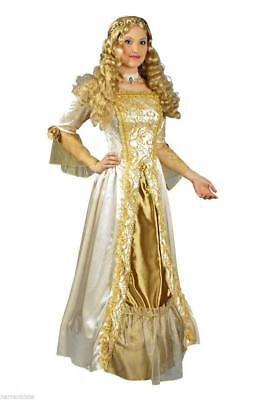 Rokoko Kleid Kostüm Gothic Barock Mittelalter Damen Rokokokostüm Prinzessin Fee