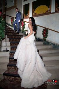 Outstanding and Sizzling Wedding Dress