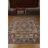Stunning Hand Knotted Historical Kashmar Persian Rug Oriental Area Carpet 10X13