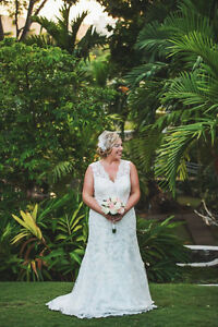 Gorgeous Allure Wedding Dress: $800
