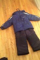 Snowsuit size 3t