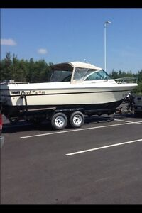 """24 """" starfire boat 351 Ford"""