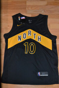 *NEW. w tags DeMar DEROZAN All Embroidered Jersey