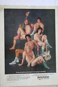 NATIONAL LAMPOON SEPT. 1972 Belleville Belleville Area image 2