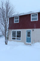 Four unit Townhouse Style Apartment Building - Deer Lake