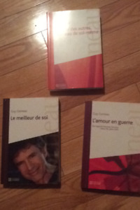 lot de livres guy corneau