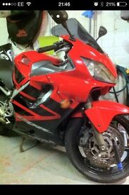 CBR 600 F6 2006