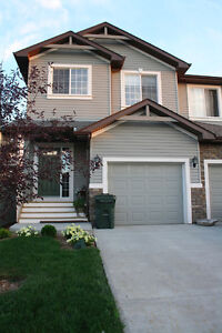 Fully Furnished Duplex for rent in Spruce Grove