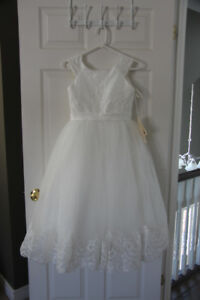 Exquisite Flower Girl Dress, new with tags