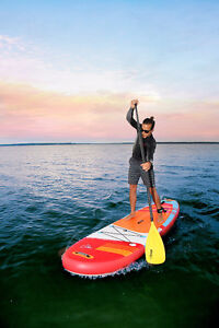 SAVE UP TO $170 - PELICAN INFLATABLE SUP PADDLE BOARD - 2 SIZES
