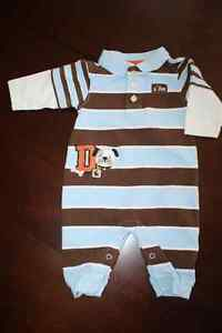 Carter's 1 Piece Outfit- 3 months