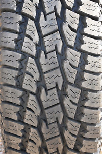 NEW TAKE OFFS 275/55/R20 TOYO OPEN COUNTRY ALL TERRAIN TIRES