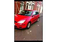 Ford Focus 1.8 Tddi, 2004 reg, got mot