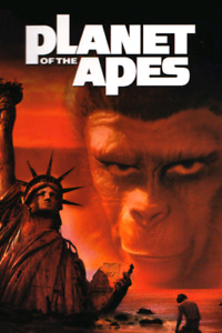 Wanted: Planet Of The Apes Movies DVDs