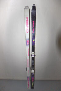 Downhill ski package, 190 cm—made in Austria