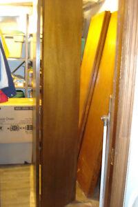 Folding doors Cambridge Kitchener Area image 1