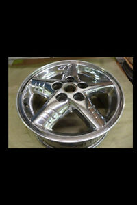 "1 Pontiac Grand Am / Grand Prix Chrome 16"" Aluminum Wheel"