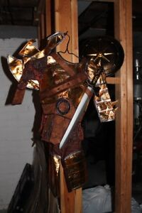 Knight hallowwen costume size 4T