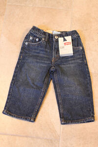 Levi's baby Jeans 526 Loose Straight (12 M)