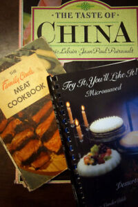 Collectible Cookbooks or Choice of Three
