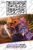 Free Program Teaching Business Skills to Young Artists!