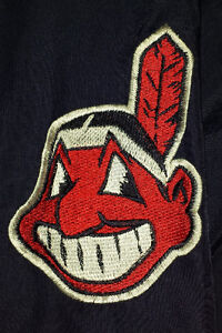 CLEVELAND INDIANS TEAM JACKET XL