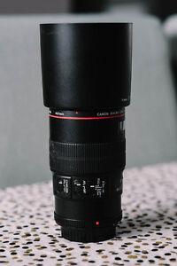 Canon lenses: 100mm f/2.8L macro & Sigma 35mm f/1.4 Art