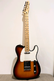 2004 Mexican Fender Telecaster With Hard Case - Fantastic Condition!
