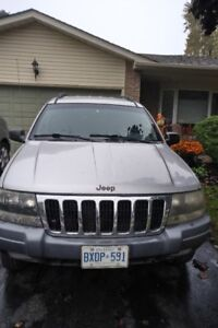 JEEP GRAND CHEEROKEE For Sale AS IS !!!