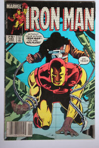 10 - IRON-MAN Comics  (VIEW OTHER ADS)