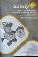 Looking For a Saunter Travel Car Seat