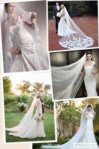 New Bridal Veils - affordable prices