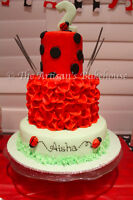 Custom Cakes, Cupcakes and Cookies! Mother's Day special.