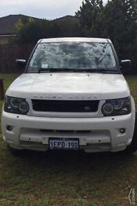 2010 Range Rover Sport SUPERCHARGED V8 Currambine Joondalup Area Preview