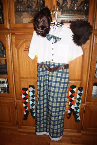 Nerd Halloween/dance costume amazing accessories included $35