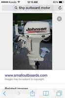6hp outboard motor
