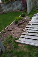 Fence and Decks Repair / Demolition / Install Services