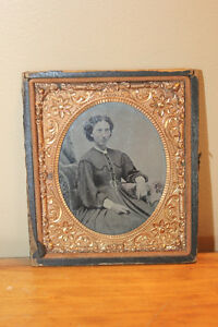 Old Photograph Under Glass In Case #2 London Ontario image 1