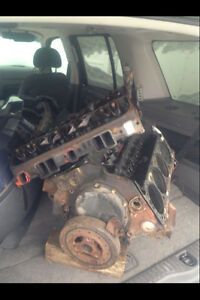 1995 GMC 5.7L Engine Only
