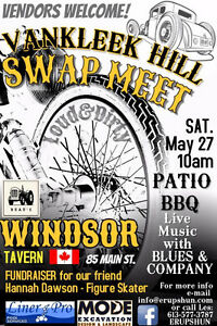Vankleek Hill Swap Meet & Fundraiser