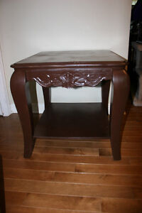 Square Vintage Coffee Table. Solid Wood and great condition.