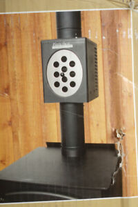 """MagicHeat 8"""" Heat Reclaimer for Wood Stove"""