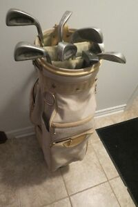 Sac de golf pour débutant/ Golf bag for beginner