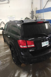 2011 Dodge Journey R/T AWD Loaded
